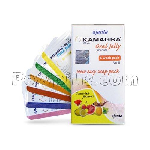 Kamagra Oral Jelly Vol-2