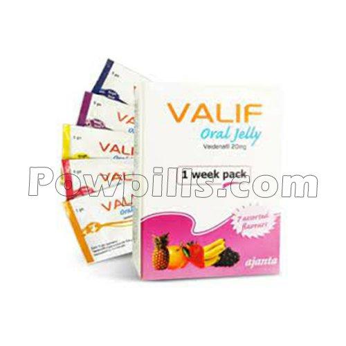 Valif Oral Jelly 20 Mg