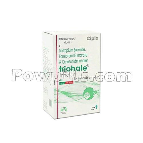 Triohale Inhale