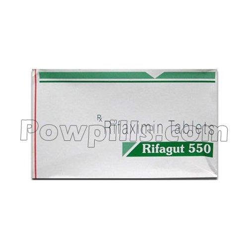Rifagut 550 Mg