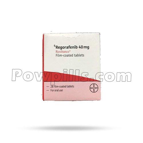 Regorafenib 40 mg