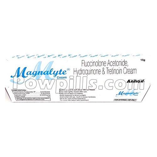 Magnalyte Cream 15gm