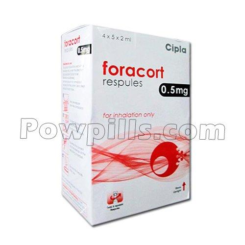 Foracort Respules 0.5 Mg
