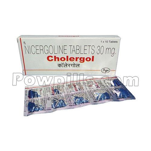 Cholergol 30 Mg