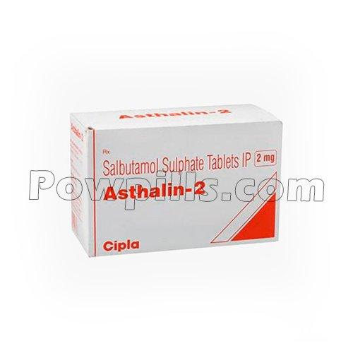 Asthalin 2 Mg