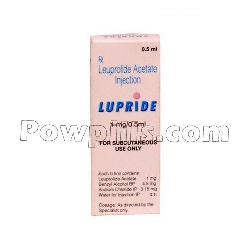 Lupride 1 Mg