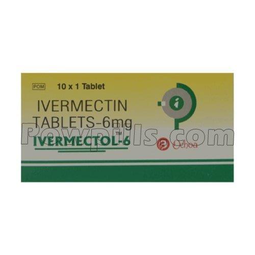 Ivermectol 6 Mg