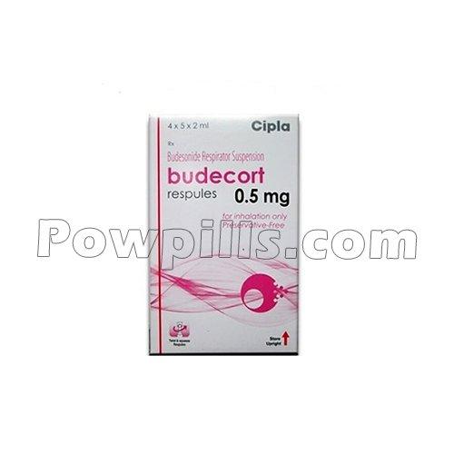 Budecort Respules 0.5 Mg