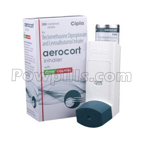 Aerocort Inhaler