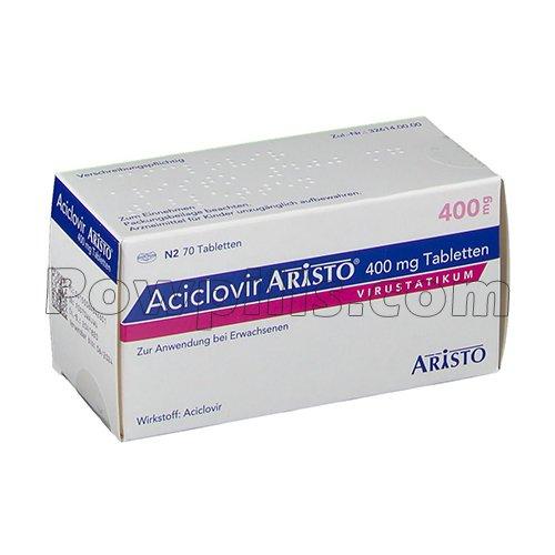 Aciclovir 400 Mg