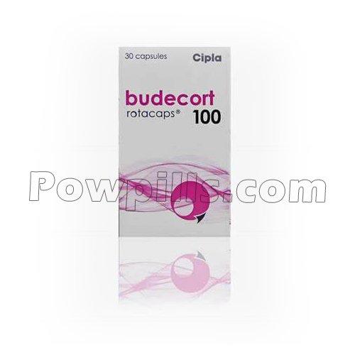 Budecort Rotacaps 100 Mcg