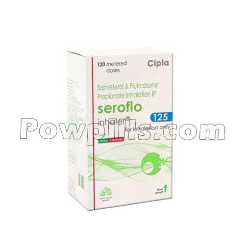 Seroflo Inhaler 125 Mcg