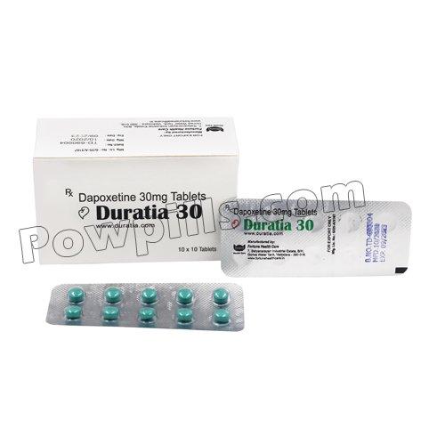 Buy Duratia 30 Mg