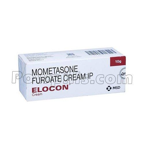 ELOCON CREAM (MOMETASONE FUROATE
