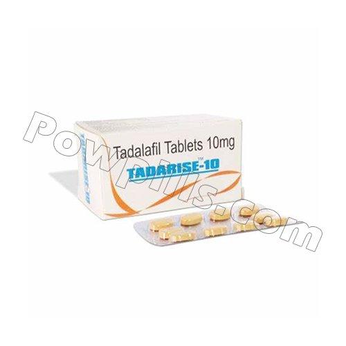 Buy Tadarise 10 Mg