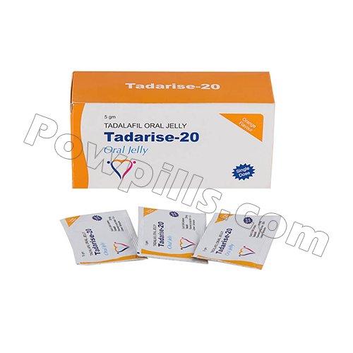 Buy Tadarise Oral jelly