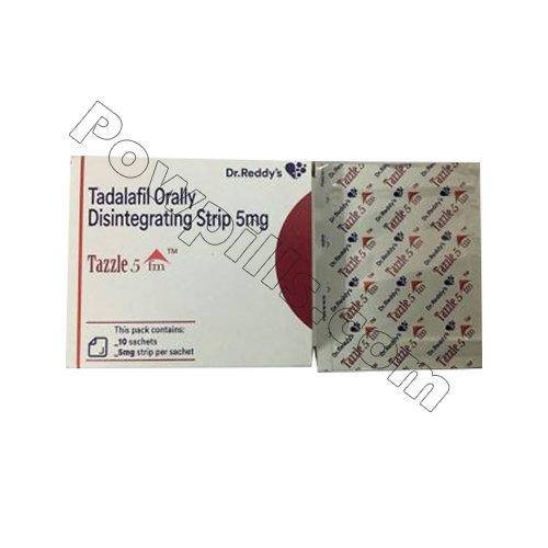 Buy Tazzle 5 Mg FM