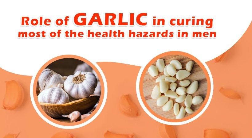 Role Of Garlic In Health