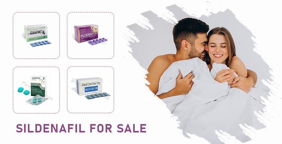 Sildenafil for sale