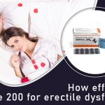 How effective is Cenforce 200 for ed